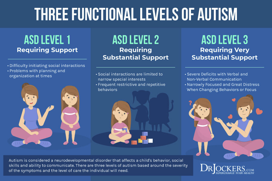 Autism, Autism:  Causes, Symptoms and Natural Support Strategies