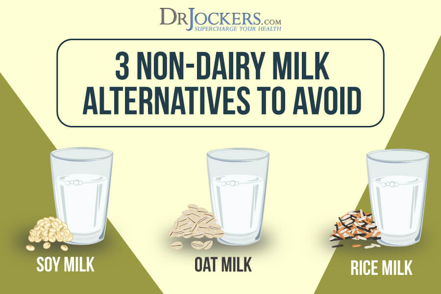 milk, Top 5 Milk Alternatives To Use and 3 To Avoid