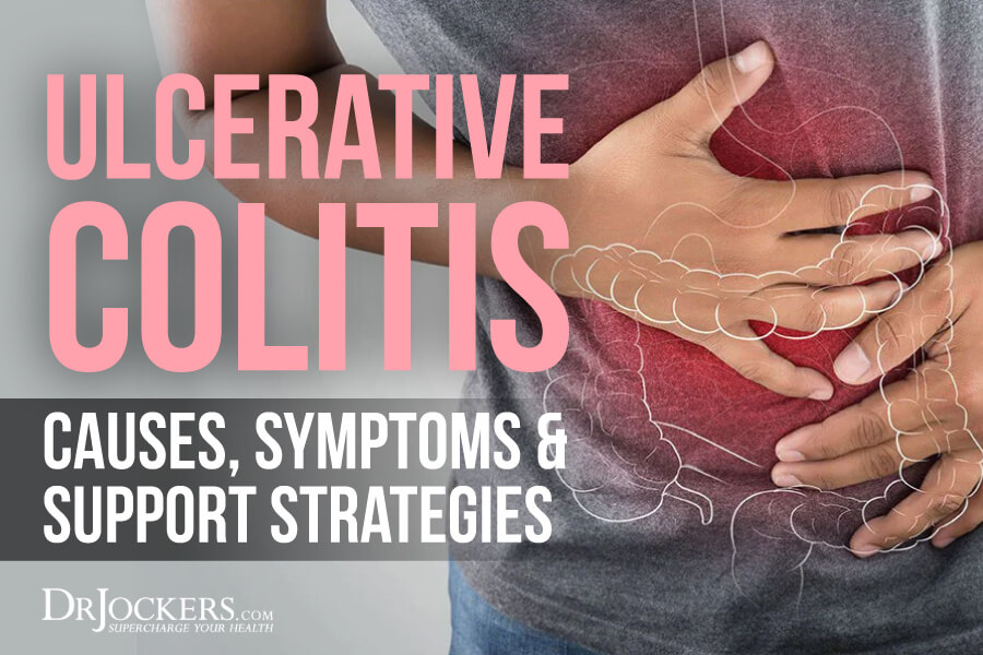 Ulcerative Colitis, Ulcerative Colitis: Causes, Symptoms and Natural Support Strategies