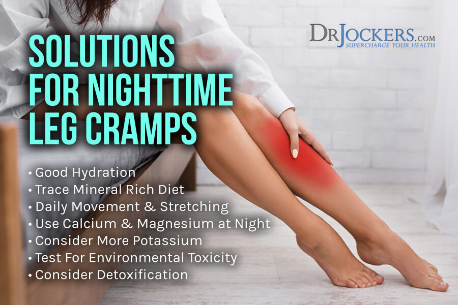 leg cramps, Nighttime Leg Cramps: Causes and Solutions