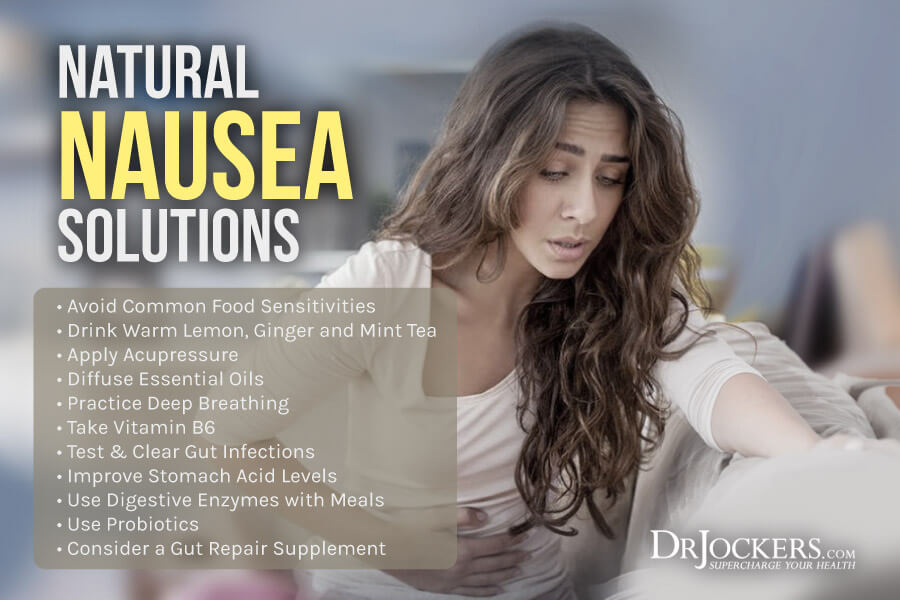 nausea, Nausea:  Common Causes and Natural Healing Strategies