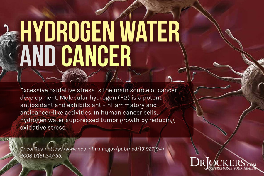 Hydrogen Water, Hydrogen Water:  Benefits for Healing and Anti-Aging