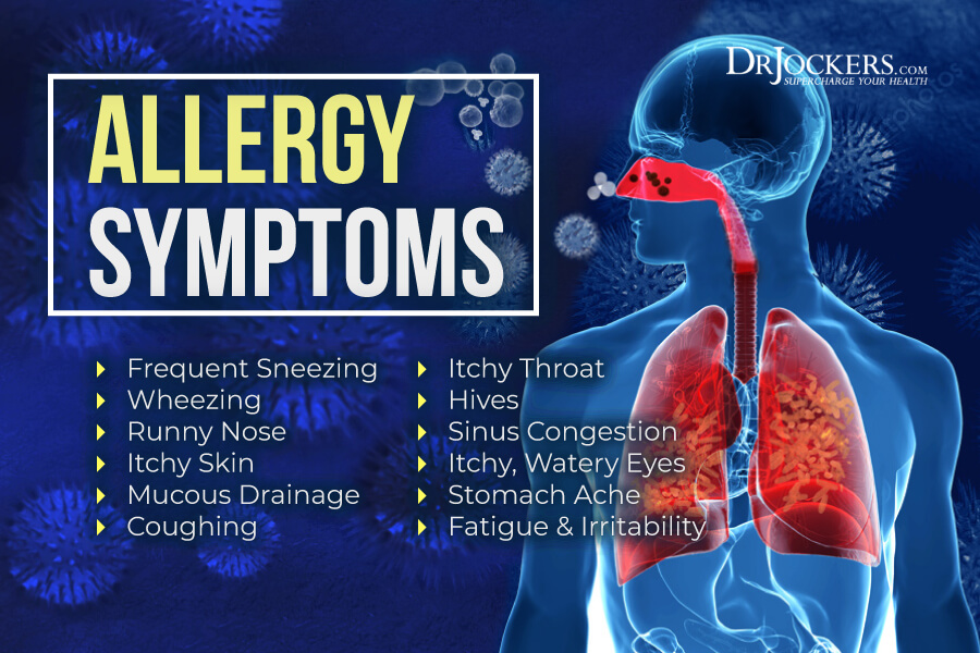 pollen allergies, Pollen Allergies: Symptoms & Natural Support Strategies