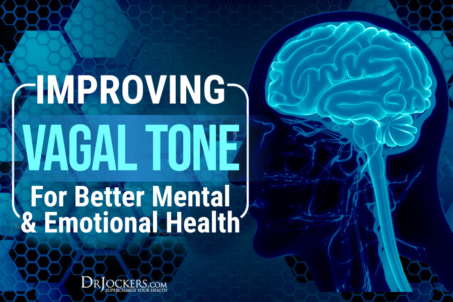 vagal tone, Improving Vagal Tone For Better Mental and Emotional Health