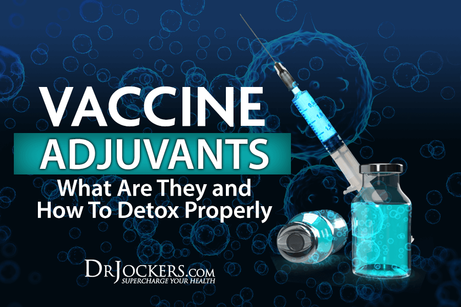 vaccine adjuvants, Vaccine Adjuvants: What Are They and How To Detox Properly