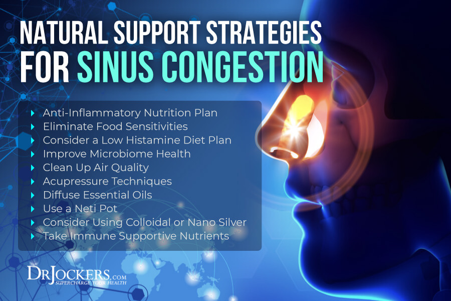 sinus congestion, Sinus Congestion: Causes, Symptoms & Support Strategies