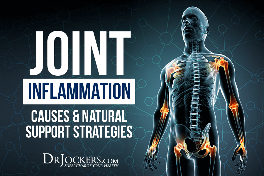 joint inflammation, Joint Inflammation: Causes & Natural Support Strategies