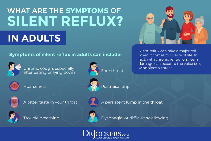 silent reflux, Silent Reflux: Symptoms, Causes, and Support Strategies