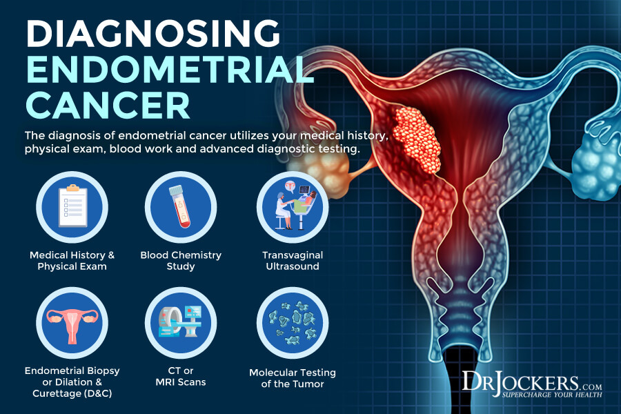Endometrial cancer, Endometrial Cancer: Symptoms, Causes, and Support Strategies